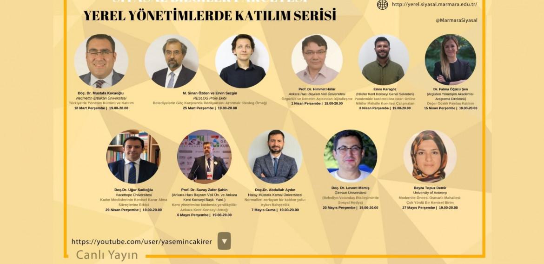 Yerel Yönetimlerde Katılım Serisi