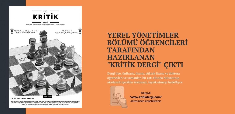 Kritik Dergi Yayında